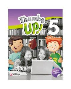 Thums Up 5 Practice Book 2nd Edition