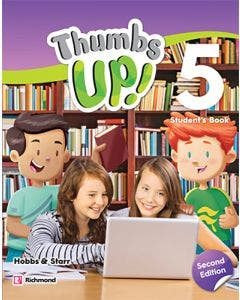 Thums Up 5 Students Book 2nd Edition