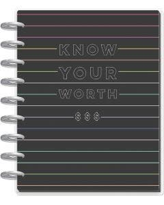 Happy Planner Know Your Worth 2021 - 2022