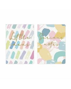 Cuaderno A6 Soft Pastel Patter - Robert Frederick