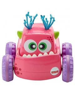 Monstruo Presiona y Persigue - Fisher Price