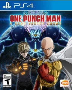 Ps4 One Punch Man: A Hero Nobody Knows -