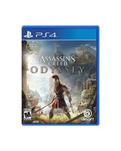 Ps4 Assassins Creed Odysee - Latam Ps4