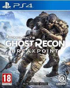 Ps4 Ghost Recon Breakpoint Le - Latam Ps