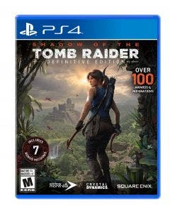 Ps4 Shadow Of The Tomb Raider Definitive