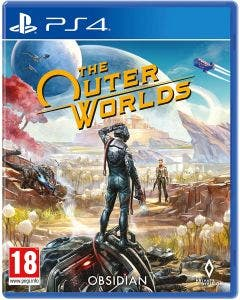 Ps4 The Outerworlds - Latam Ps4