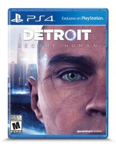 Ps4 Detroit Become Human - Latam Ps4