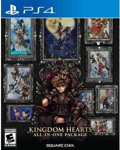 Ps4 Kingdom Hearts All In One Package -