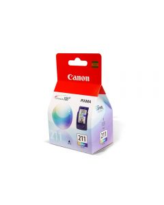 Canon Cartucho CL-211 Color
