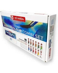 Royal Talens Water Colour Combi Set