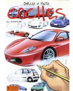 Dibujo Y Pinto Coches Hispano Europea